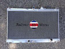ALUMINUM RADIATOR FOR 1990-1993 HONDA ACCORD 2.2L I4 2ROW  MT 1991 1992