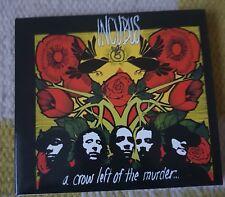 Incubus - A Crow Left of the Murder CD/DVD Digipak Near Mint