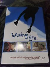 Waking Life A Philosophical Animatated Film (Dvd 2001) by Richard Linklater