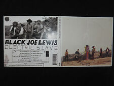 CD BLACK JOE LEWIS / ELECTRIC SLAVE /