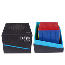 YuXin HaiSi 7x7x7 Speed Magic Cube Twist Puzzle Intelligence Toys Multi-Color
