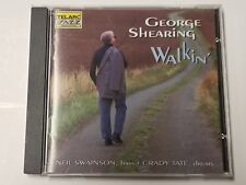 Walkin': Live At The Blue Note POR GEORGE esquilar (CD 1995 , Telarc / BMG) JAZZ