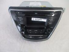 OEM 2012 2013 HYUNDAI ELANTRA RADIO CD PLAYER STEREO  961703X155RA5