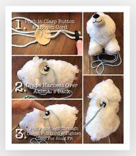 Critter Harness & Leash; Pet, Bird, Cat, Dog, Lizard, Ferret, Rabbit, Guinea Pig