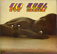 "MONTANA BAND ""POP MUSIC"" LATIN SOUL ROCK 70'S LP MUSIDISC CV 1194"