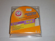 ARM & HAMMER Vacuum Filter Hoover Mach 5 & 6 Hepa Windtunnel Cyclonic #64555 NEW