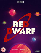 Red Dwarf Box Set (Series 1 - 8) BLU-RAY NEW