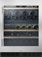 Fisher and Paykel Wine Fridge - RS60RDWX1 Model, 32 Bottle