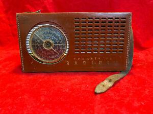 AWA Transistor Radiola transistor radio, B17Z, c. 1963