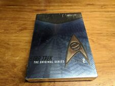 STAR TREK THE ORIGINAL SERIES SEASON 2 New Sealed 8 DVD Set Remastered