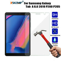 Tempered Glass Screen Protector Cover for Samsung Galaxy Tab A 8.0/10.1inch 2019