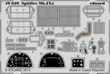 EDUARD 1/48 SUPERMARINE SPITFIRE mk.ixc #49639