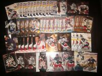 Huge Lot of (50) Dominik Hasek Hockey Cards Sabres