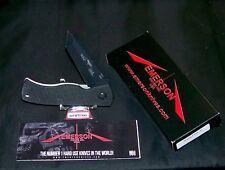 Emerson Mini CQC7 Knife USA Made Wave Feature Ser. #4969 W/Packaging,Paperwork