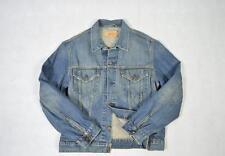 Large Vintage Light Blue Levi's Denim Jacket