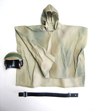 1/6 STAR WARS Luke Knight Endor Poncho Hasbro Outfit for 12'' Sideshow Hot Toys