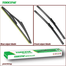 Front and rear Windshield Wiper blades for Mercedes-Benz M-class W164 2005-2011