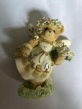 Cherished Teddies 2003 Summer Angels Sow Series Friends Flowers Pick You 114040