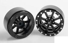 """Combustible RC4WD Offroad Maverick 1.7"""" Verrou de talon Wheels Z-W0209 Noir 8 parle RC"""