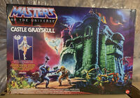 NEW 🇺🇸 IN HAND Masters of the Universe Origins Castle Grayskull Playset
