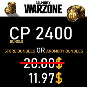 Call of Duty Warzone Low Price Bundles and Battlepass