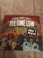 Don't Panic [Digipak] by All Time Low (CD, Oct-2012, Hopeless Records)