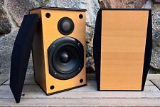 Teufel M 400 D Dipol Lautsprecher aus System Theater 4 Heimkino * Holz