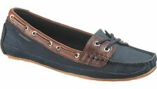 Sebago 100% Leather Deck Shoes for Women