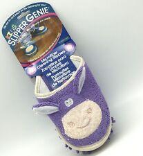 Evriholder KIDS Slipper Genie Microfiber Cleaning Slippers Donkey Fits Sizes 3-7