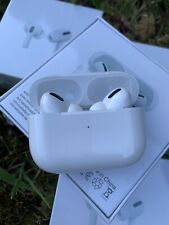 AirPods Pro - White, Highest quality Build With Full Apple Compatibility