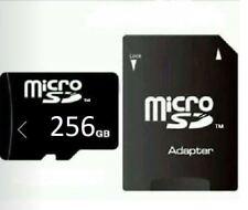 256 GB MICRO SD-SPEICHERKARTE CLASS 10! NEU! 256 GB!