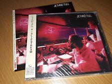 Jethro Tull - A + Slipstream - Japan Mini LP CD + DVD - Brand New - TOCP-67288 -