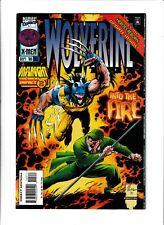 Wolverine Marvel Comics #105 NM- 9.2 Elektra Onslaught 1996 X-Men