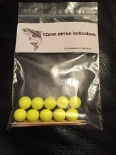 Strike Indicators Pimp Bung Yellow 12mm