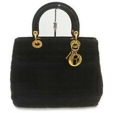 Christian Dior Hand Bag LadyDior Canage 1406154