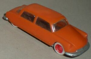 ORANGE CITROEN for AF 24566 New Haven Automobile Carrier #1
