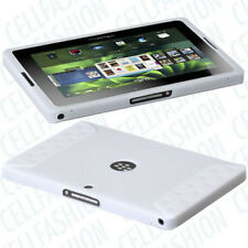 White Soft Silicone Skin Cover Carrying Case For RIM BLACKBERRY PLAYBOOK