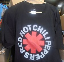 Red Hot Chili Peppers, Asterisk, Black T-Shirt (Men's Xl) Brand New Sealed