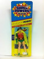 Super Powers Collection Robin Figure Kenner 1986