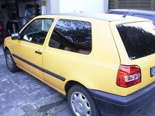 Tönungsfolie,Scheibentönung Passgenau VW Golf 3 Fertig zur Eigenmontage