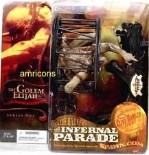 Golem Elijah Infernal Parade Action Figure from 2004 McFarlane Toys Clive Barker