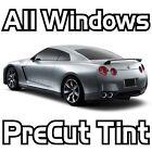 ALL PRECUT WINDOWS TINT KIT COMPUTER CUT TINTING GLASS FILM CAR ANY SHADE c