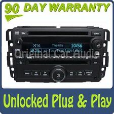 UNLOCKED CHEVY Suburban Silverado Tahoe Avalanche Radio CD DVD Player Factory