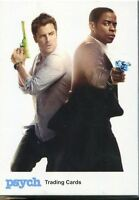 Psych Seasons 1-4 Complete 68 Card Base Set