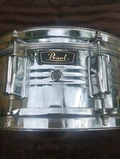 Pearl 14 x 5 Chrome over Brass (3 rib) Snare