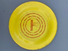 Vintage Winky's frisbee from 1980's