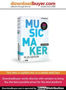 MAGIX Music Maker 2020 Plus - [Boxed]