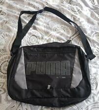 Puma Bag . Shoulder School Manbag Laptop Sports Holiday Bag . NEW NEW NEW