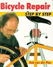 Bicycle Repair Step by Step: The Full-Color Manual of Bicycle Maintena-ExLibrary