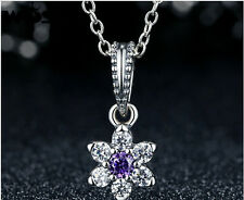New European Silver Charm Bead Fit sterling 925 Necklace Bracelet Chain US L4h2c